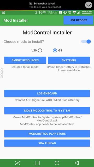 LG G5 Mods