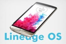 Lineage OS 14.1 on Sprint LG G3