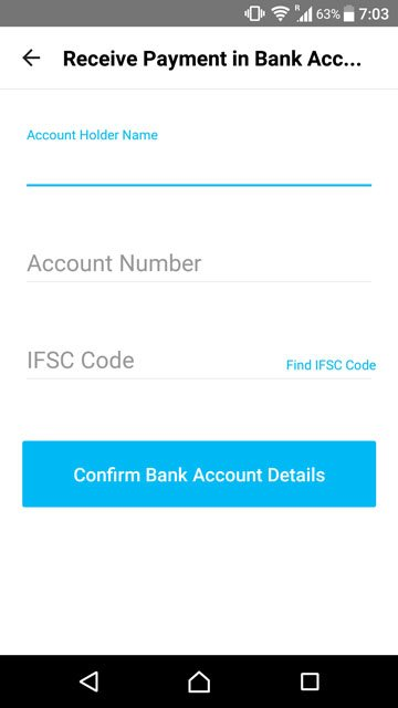 Accepting Payments viaPaytm