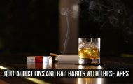 quit addictions and bad habits