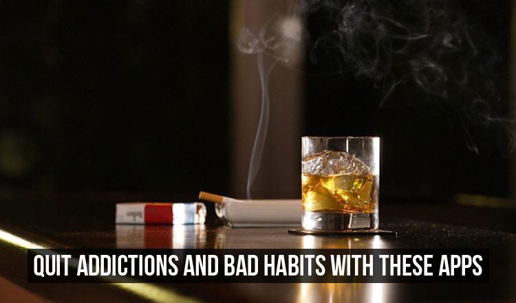quit addictions and bad habits