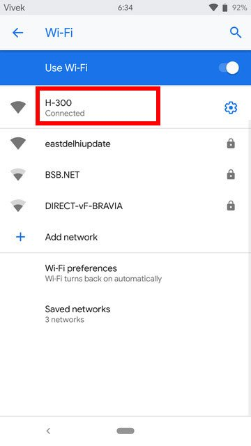 Change MAC Address or WiFi MAC Address on Android | DroidViews