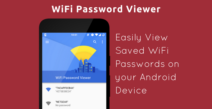 Wifi Password Viewer - Wi-Fi Passwords on Android with WiFi Password - Droid Views