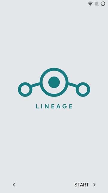 Lineage OS Xperia Z2