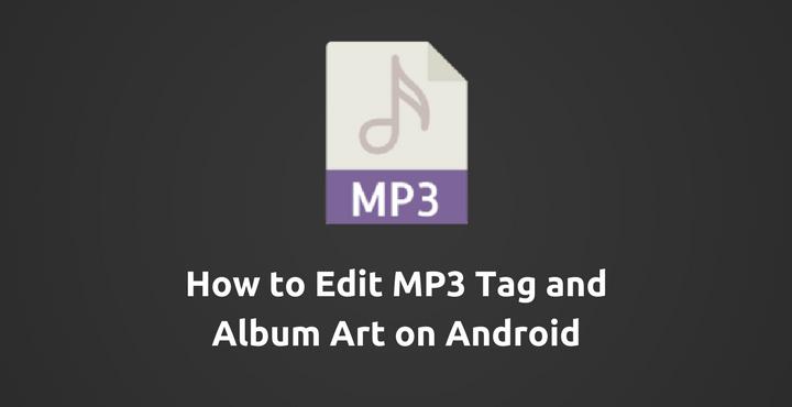 mp3 edit album art android