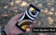 galaxy note 5 dual speaker mod