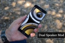 galaxy note 5 dual speaker mod