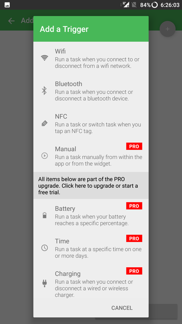 Write on NFC Tags to Automate Tasks