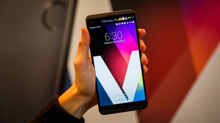 How to Unbrick LG V20 and Restore to Stock | DroidViews