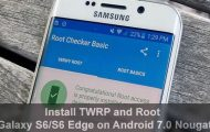 TWRP and Root for Android Nougat - Samsung Galaxy S6 S6 Edge TWRP and Root Installation - Droid Views