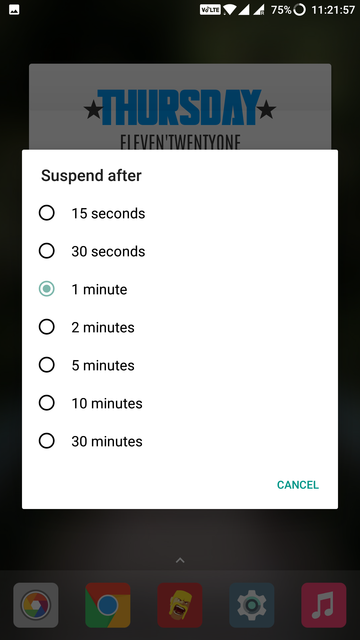 How to Add Screen Timeout Tile in Quick Settings | DroidViews