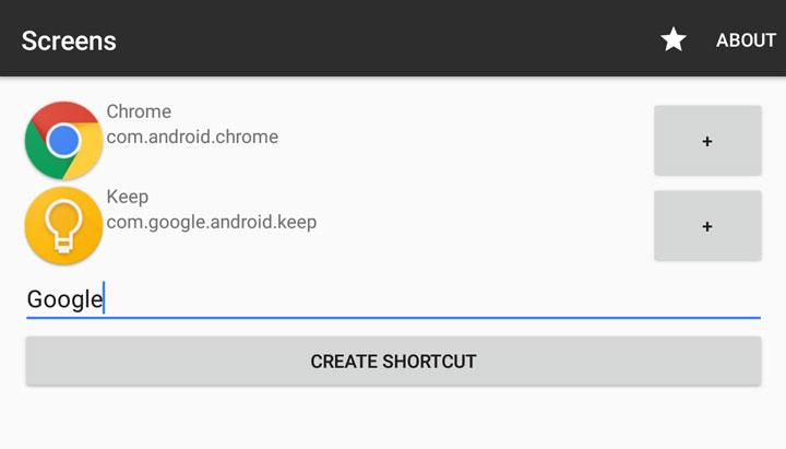 Launch Apps in Split-Screen Mode