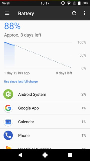 Save Battery and RAM by stopping apps running in background