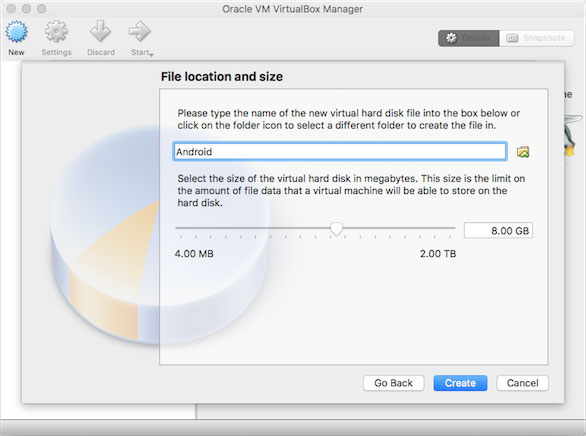 install android apps on Mac OS