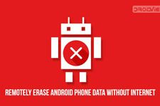 erase android data remotely