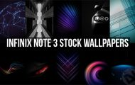 Infinix Note 3 - Stock Wallpapers - Droid Views