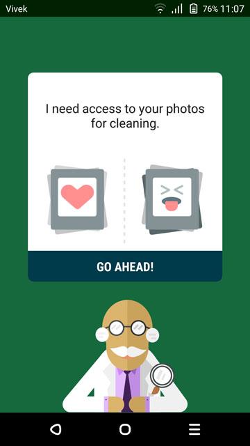 delete dumped whatsapp images