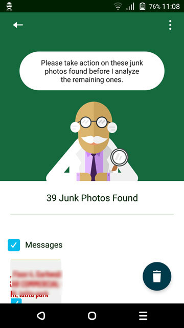 scan whatsapp images