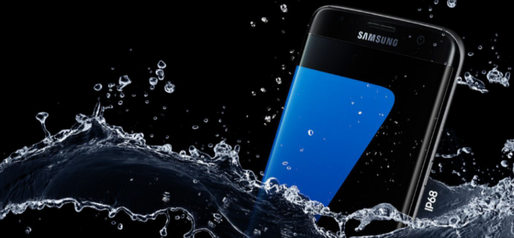 How waterproof is Samsung S7 Edge