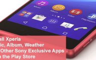 Sony Apps Enabler - Sony Exclusive Apps on Android - Droid Views