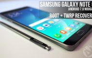 TWRP and Root - Galaxy Note 5 - Droid Views