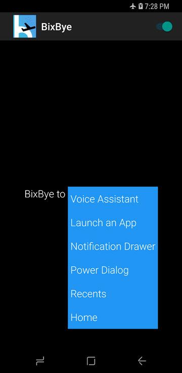 remap bixby button samsung galaxy s8