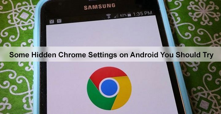 Hidden Chrome Settings