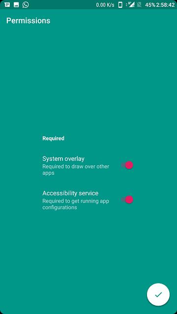 Cornerfly app