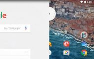 Add Google Now Gesture to Action Launcher 3