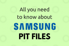 Samsung PIT Files