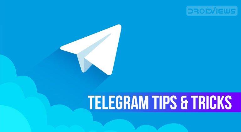 telegram tips and tricks