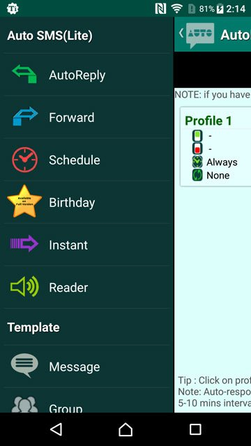 How To Send Automatic SMS Replies And Schedule SMS Messages On Android