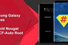 CF-Auto-Root - Root Samsung Devices on Android 7.0 - Droid Views
