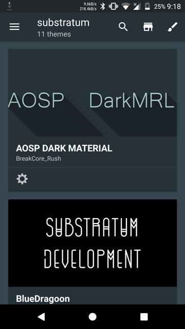free substratum themes