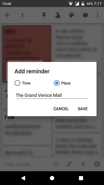 Google Keep Tips and Tricks