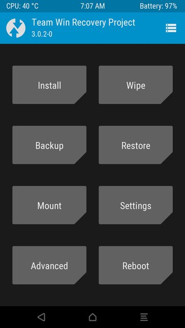 systemless supersu android