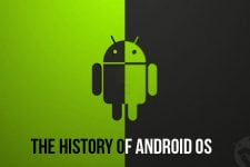 History of Android OS