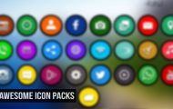 Popular Icon Packs