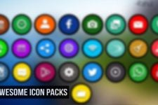amazing icon packs android