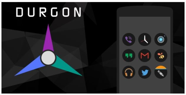 Durgon - Icon Pack