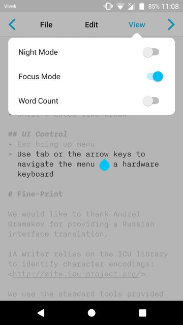 Best Text Editors For Android