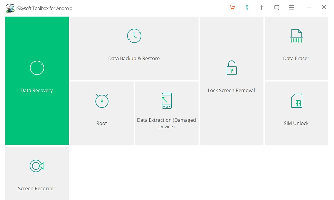 android data recovery iskysoft toolbox