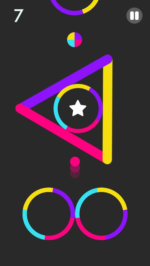 Color Switch Jumper screenshot