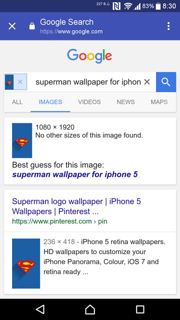 How To Use Google Image Search On Android