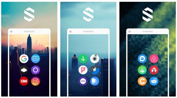 4 Awesome Icon Packs for Android Devices | DroidViews
