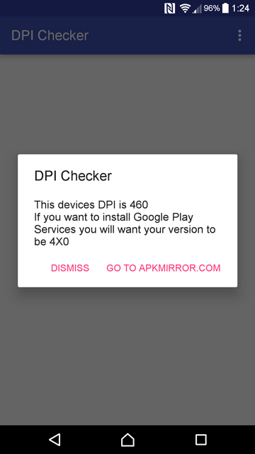 Changing DPI Android Hacks