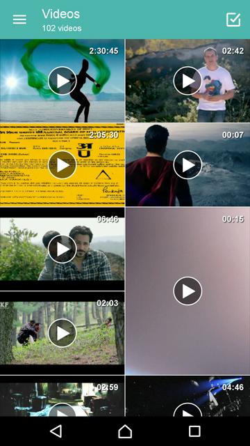 stock Motorola Gallery app