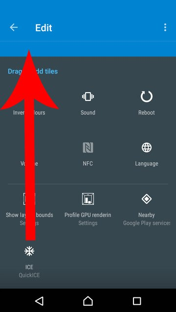 Call Emergency Contacts From Android Nougat's Quick Settings Tiles
