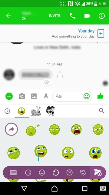 Sticker Market : Emoji Keyboard
