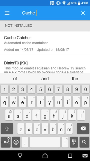 automatically clear Android app cache